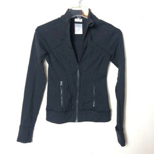 "Ivivva ""perfect your practice"" jacket Size 10"